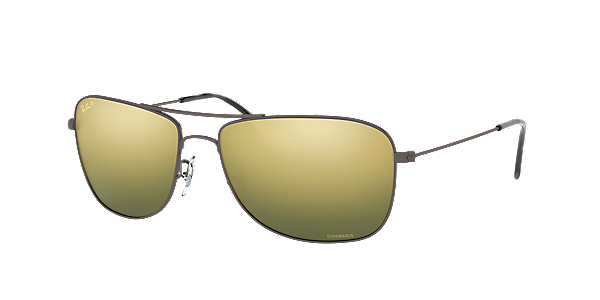 RAY-BAN RB3543 CHROMANCE SUNGLASSES