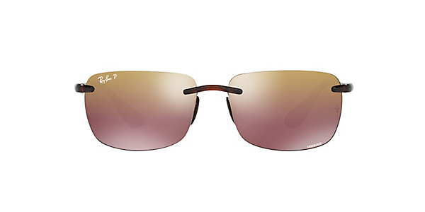 RAY-BAN RB4255 CHROMANCE SUNGLASSES
