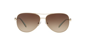 TIFFANY & CO TF3052B BLUE TOP | TIFFANY COBBLE Sunglasses