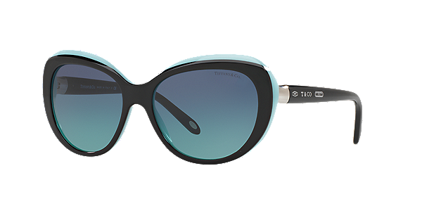 TIFFANY & CO TF4122 BLUE ENTRY | TIFFANY 1837 SUNGLASSES