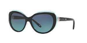 TIFFANY & CO TF4122F BLUE ENTRY | TIFFANY 1837 Sunglasses