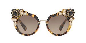 MIU MIU MU 04SS  Sunglasses