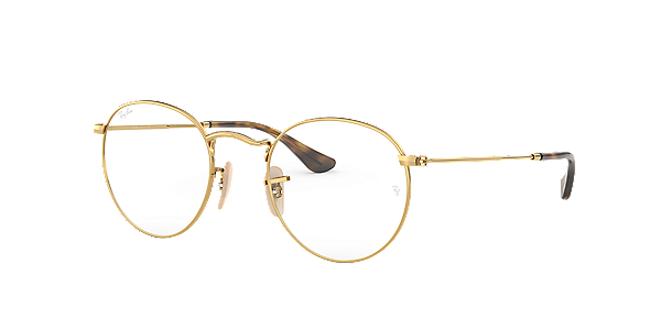 RAY-BAN RX3447V ROUND METAL FRAMES