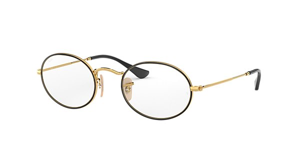 Ray-Ban RX3547V OVAL OPTICS
