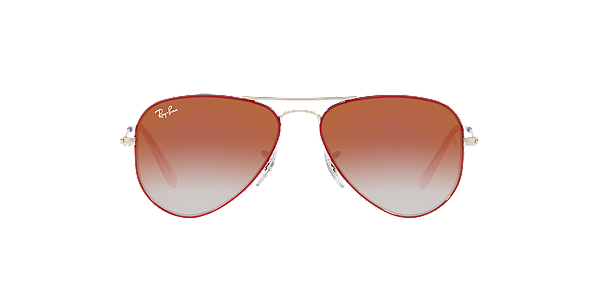 RAY-BAN JUNIOR RJ9506S JUNIOR AVIATOR SUNGLASSES