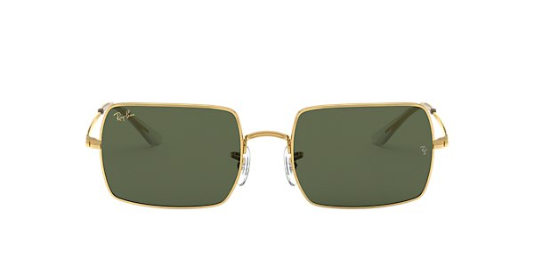 Ray-Ban RB1969 RECTANGLE Golden Logo