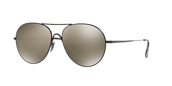 OLIVER PEOPLES OV1218S ROCKMORE SUNGLASSES