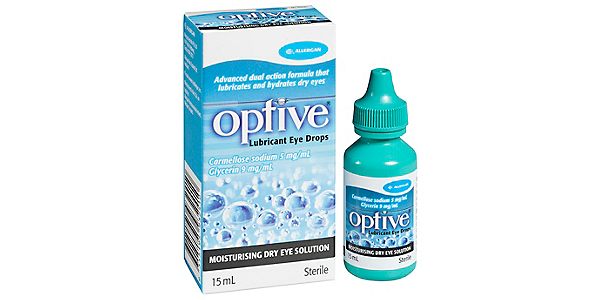 OPTIVE OPTIVE DROPS SOLUTIONS AND ACCESSORIES