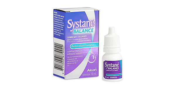SYSTANE SYSTANE BALANCE DROPS SOLUTIONS AND ACCESSORIES