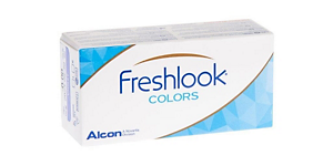 FRESHLOOK COLORS 2PK