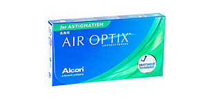 AIR OPTIX FOR ASTIGMATISM 3PK