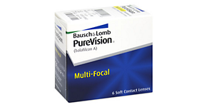 PUREVISION MULTIFOCAL 6PK