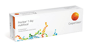 PROCLEAR 1 DAY MULTIFOCAL 30PK