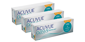 ACUVUE OASYS 1-DAY FOR ASTIGMATISM 90PK
